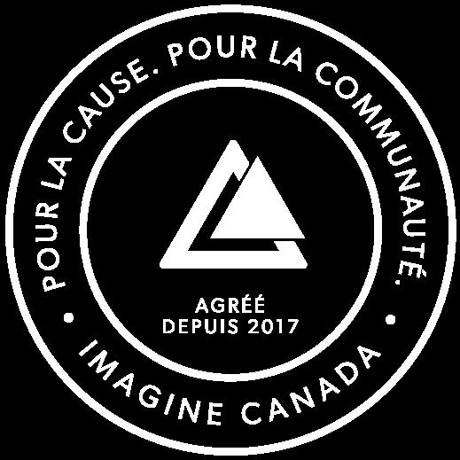 Imagine Canada accrédité