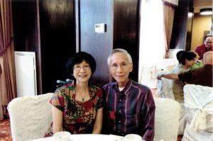 Shirley and Henry Ma