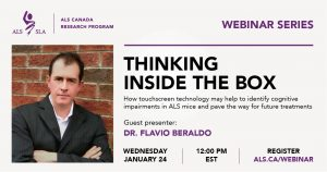 Link to archived webinar: Thinking inside the box